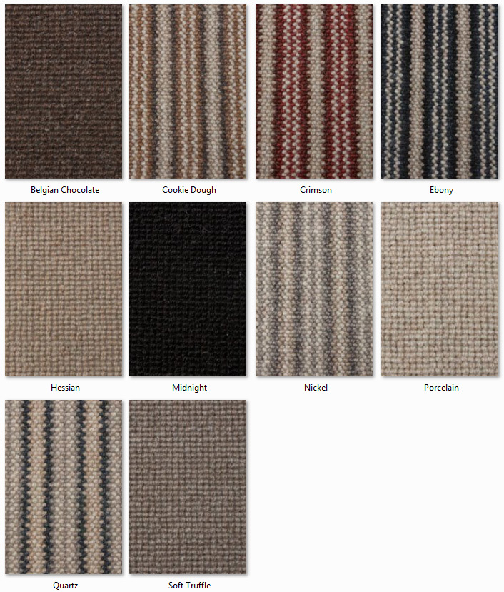 Manx Carpets - Eco Collection - ECOStyle range