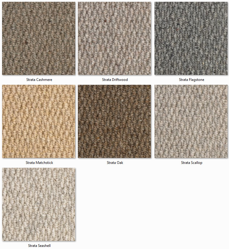 Manx Carpets - Natural Collection - Belgrave Berber range