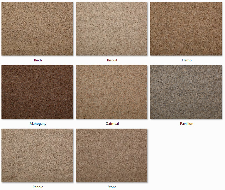 Manx Carpets - Twist Collection - Brunswick range