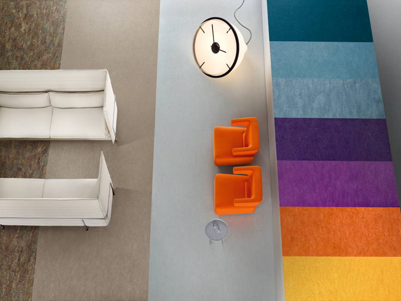 Marmoleum - Marbled with Stage