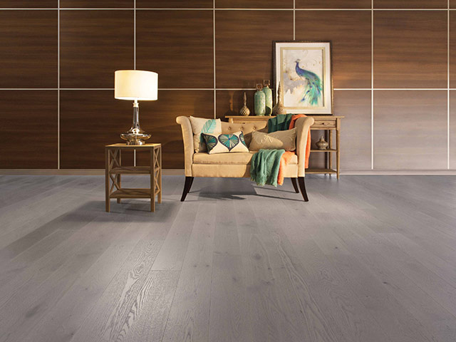 Mirage - Flair - White Oak light character Grey Drizzle