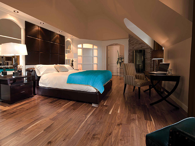 Mirage Natural Knotty Walnut Natural The Flooring Group