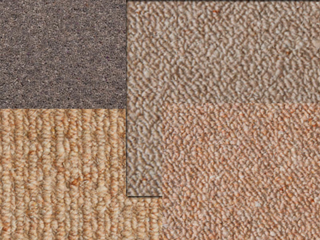 Kingsmead Carpets Natural Berber Loop
