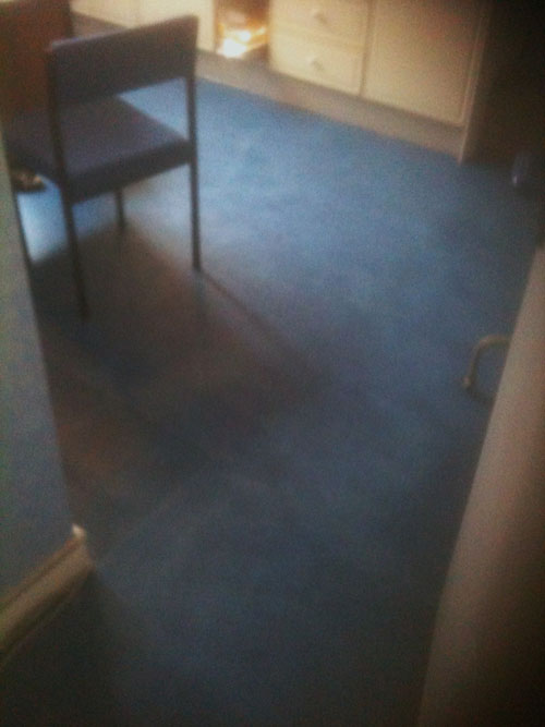 Over-160-Metres-Of-Linoleum-Laid-In-A-North-London-Medical-2