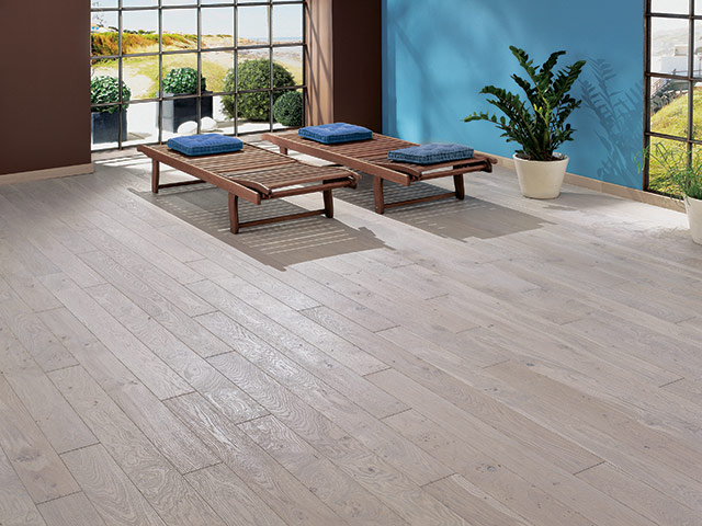 Panaget panaget - chene zen huile grise otello | the flooring group