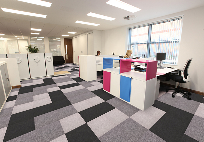 Paragon Flooring - Workspace Loop