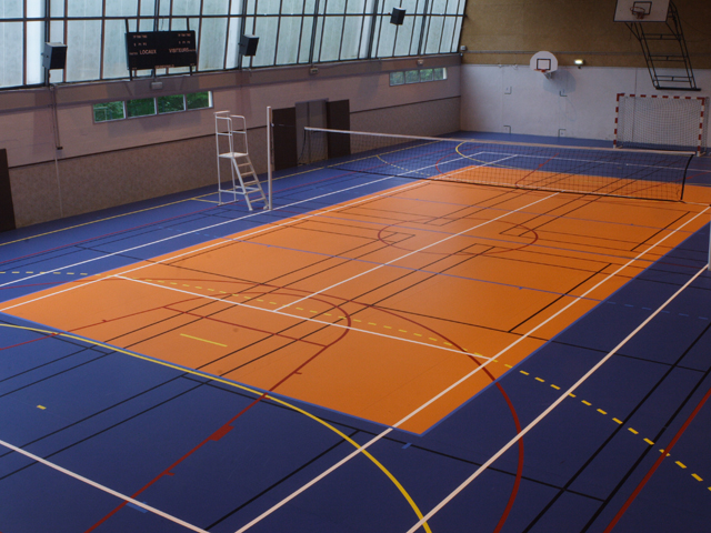 Tarkett - Commercial - Omnisport