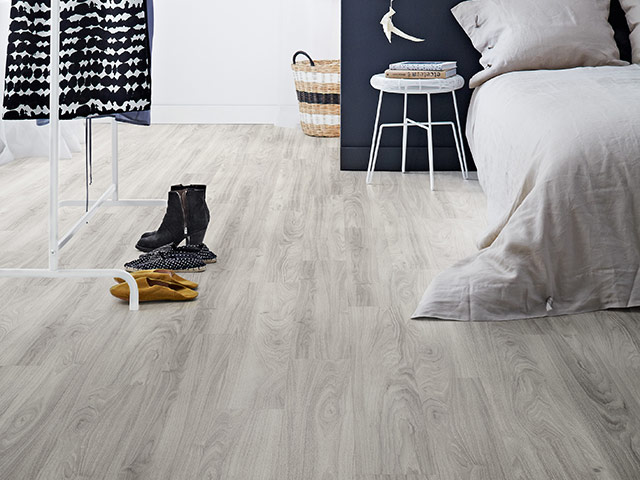 Polyflor - Camaro Loc Wood - Grey Mountain Ash