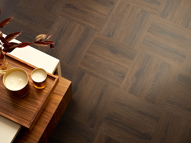 Polyflor - Creative Edge - Roasted Oak
