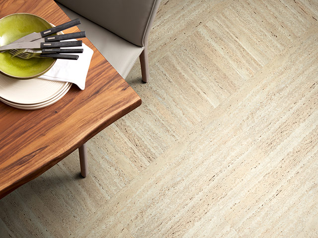 Polyflor - Creative Edge - Travertine