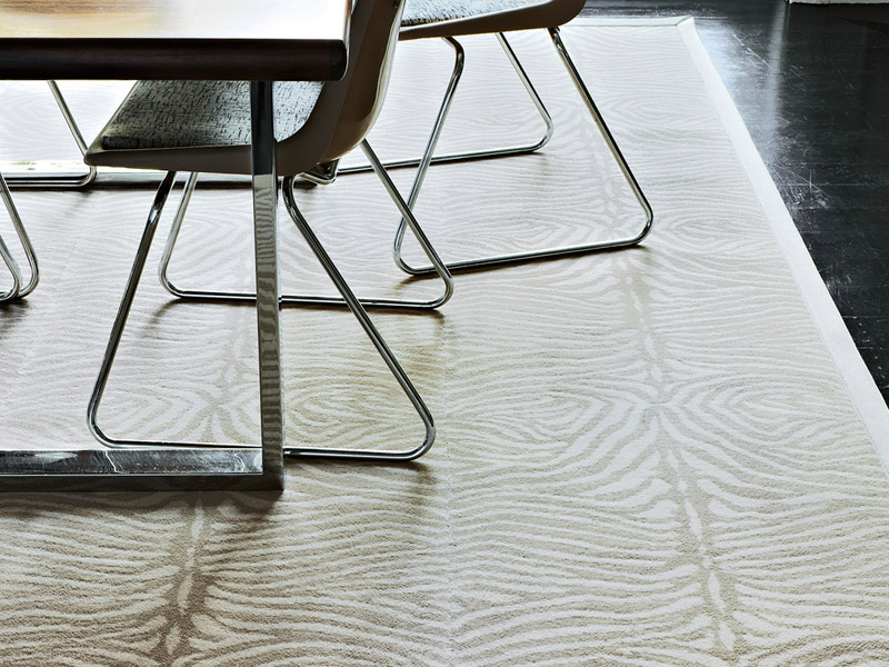 Quirky Skinny Natural rug