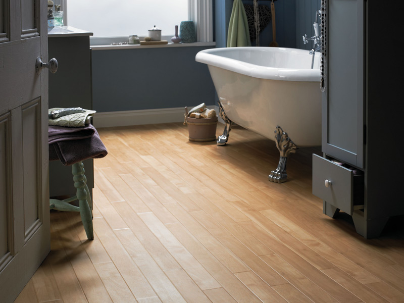Karndean - Da Vinci Wood Flooring - RP61 Canadian Maple