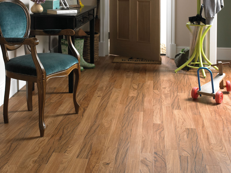 Karndean - Da Vinci Wood Flooring - RP73 Kenyan Tigerwood