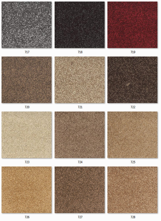 Regency Carpets - Satisfaction Ranges