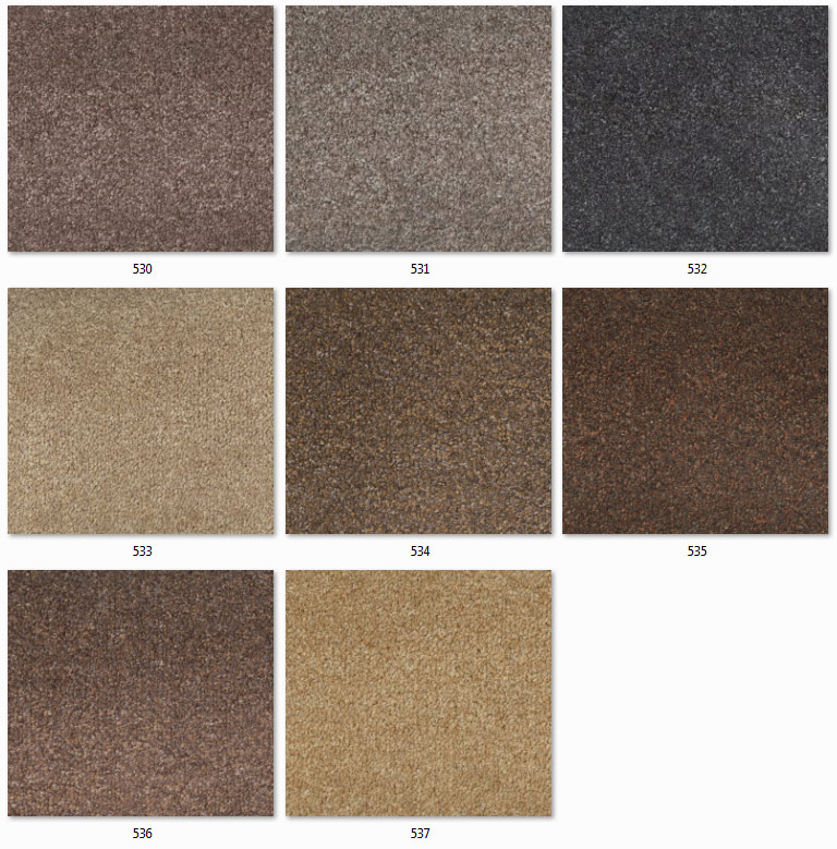 Regency Carpets - Spectrum Ranges