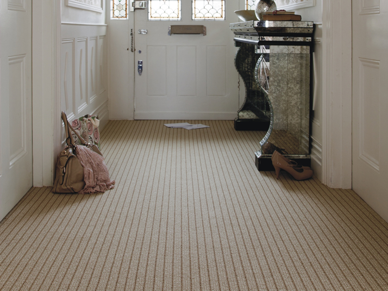 Axminster - Simply Natural Stripe in Vogue