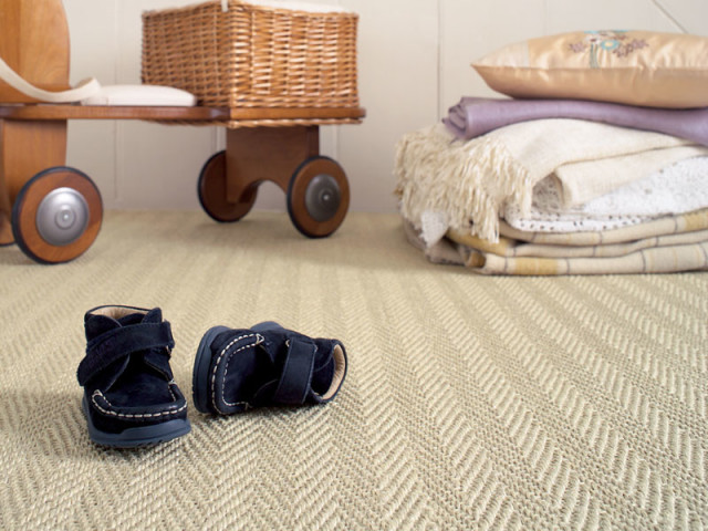 Alternative Flooring Sisal Herringbone Hockley