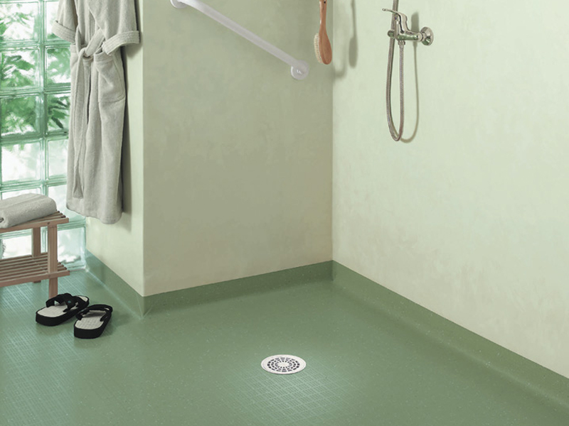 Forbo - Safety Vinyl - Wetroom Solutions Onyx