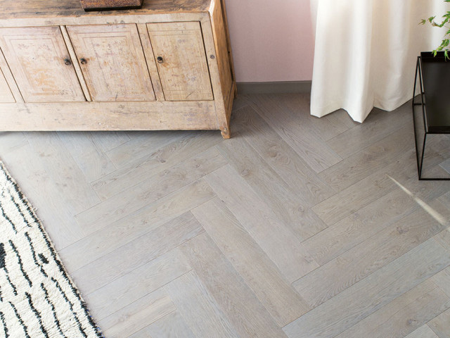 Timberwise Oak Herringbone The Flooring Group