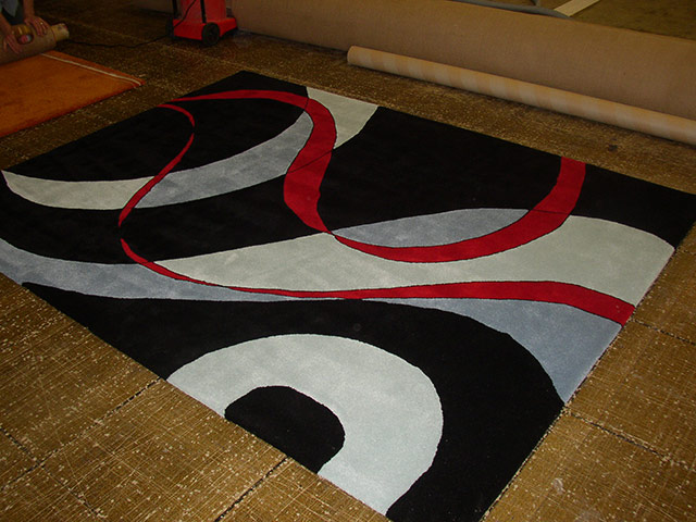 Trendy Tuft Carpets - P1010045