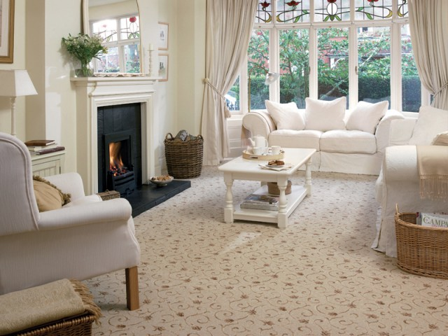 Ulster Carpets – Anatolia – Scroll Lotus
