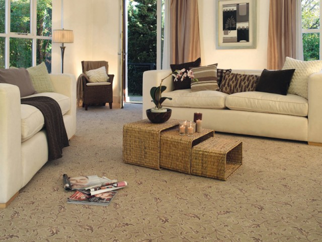 Ulster Carpets – Ariana – Antique Stone