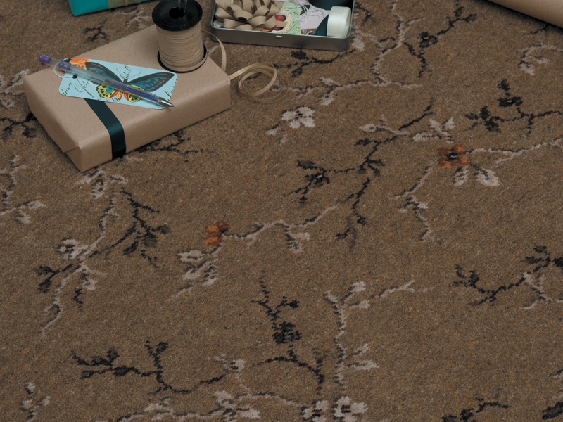 Ulster Carpets - Blossom - Bronze