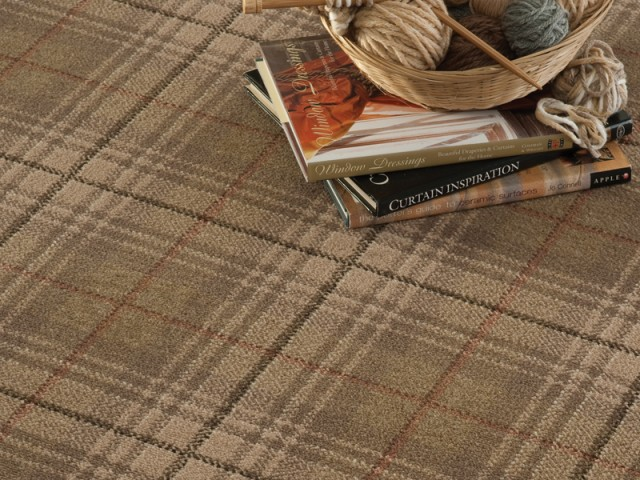 Ulster Carpets – Country House Collection – Beaumont Brindle