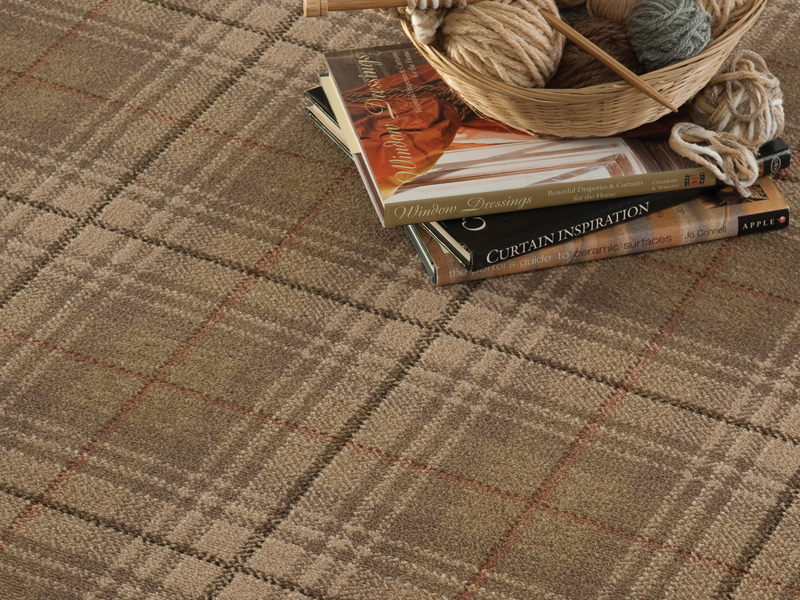 Ulster Carpets - Country House Collection - Beaumont Brindle