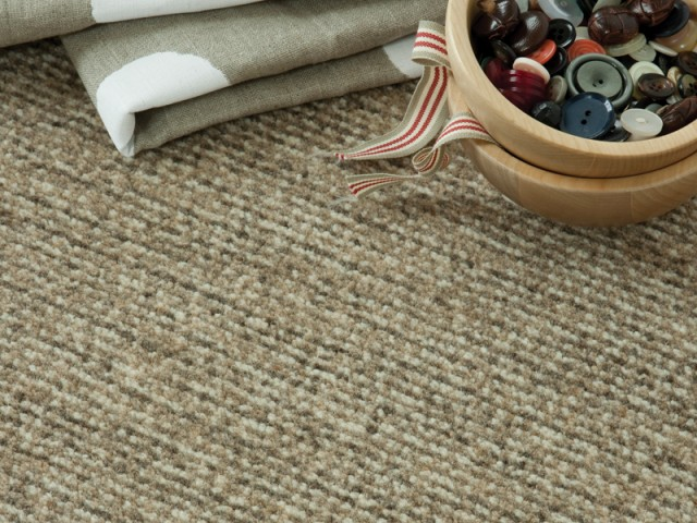 Ulster Carpets – Natural Choice – Chenille Fawn