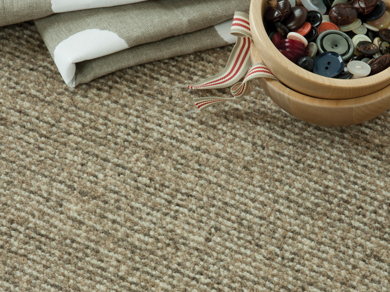 Ulster Carpets Natural Choice Chenille Fawn The