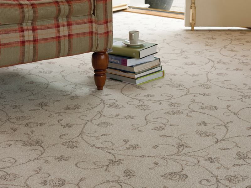 Ulster Carpets - Natural Choice - Tapestry Natural