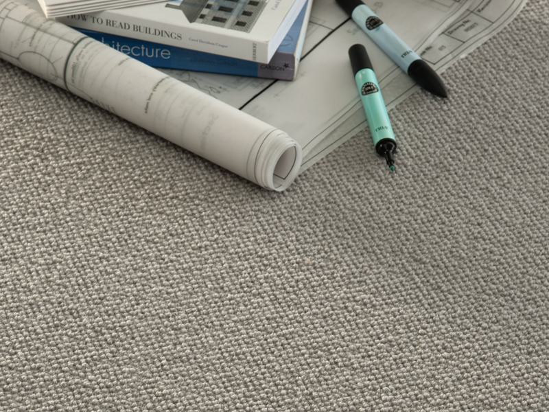 Ulster Carpets - Open Spaces - Auckland Grayling