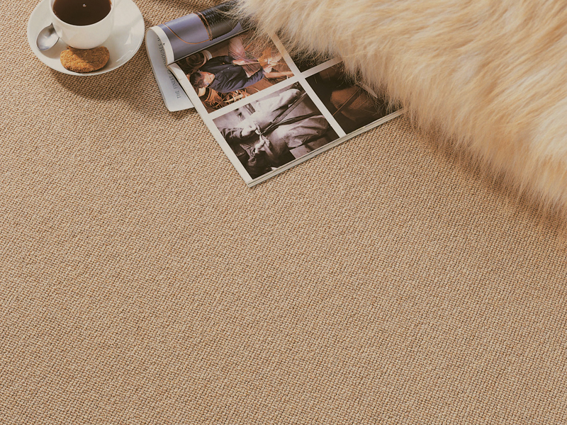 Ulster Carpets - Open Spaces - Borneo Peanut