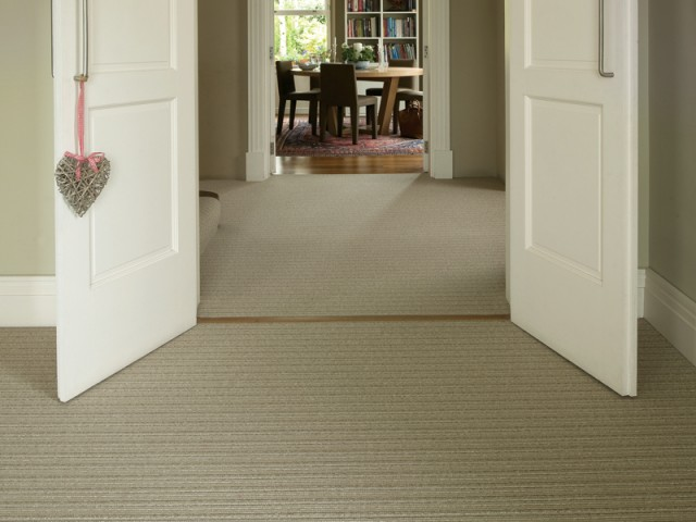Ulster Carpets – Open Spaces – Wellington Stripe Reed