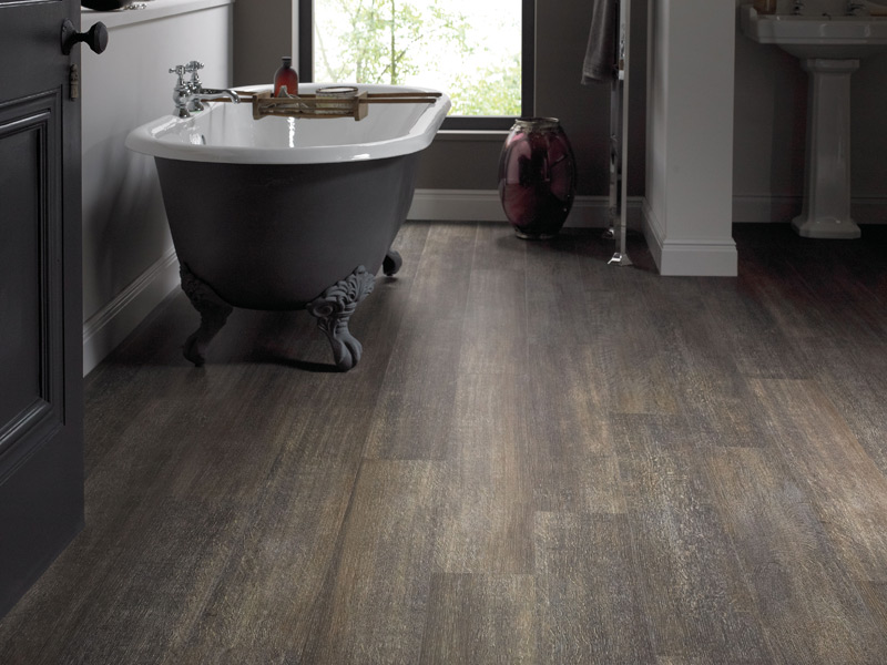 Karndean - Van Gogh Wood Flooring - VGW88T Brushed Oak
