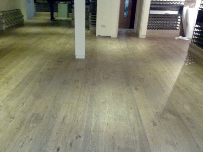 Amtico Floor Central Hall