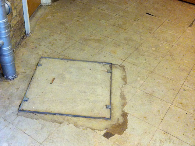 Working Partners – Replacement Flooring