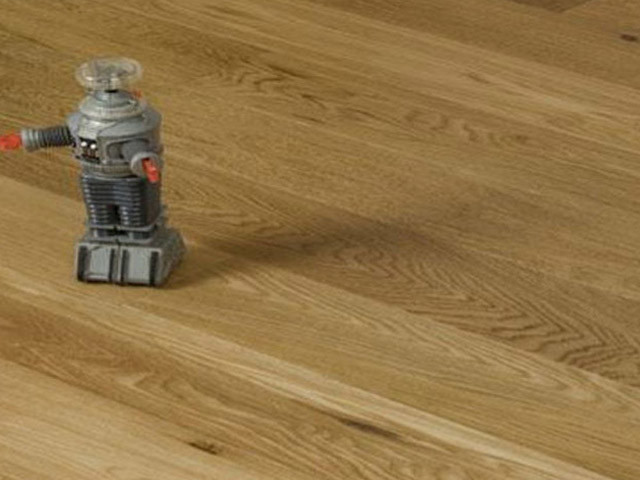 XYLO Oak Engineered Lacquered D0019 C 1 Strip Oak Rustic