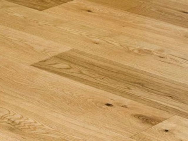 XYLO Oak Engineered Lacquered D14008 1 Strip Oak Rustic