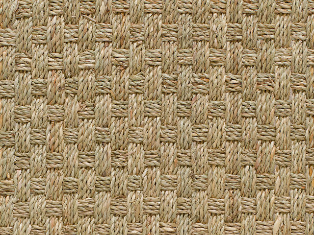 Crucial Trading - Seagrass - Basketweave Natural