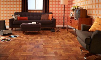 Designflooring Heres Where Weve Added The Modern Twist To Complete This Look With An Alternative Take On A Classic Parquet Floor