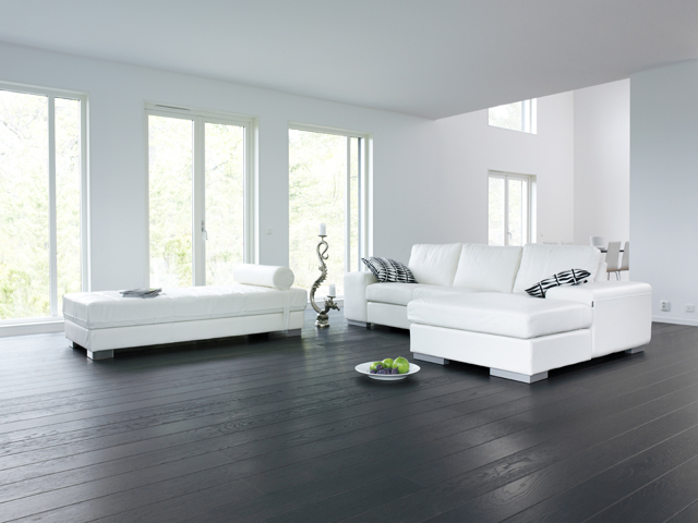 Tarkett - We Wood - Epoque Oak Black Brushed