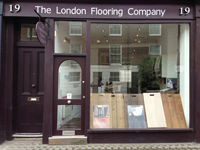 Flooring Group sign