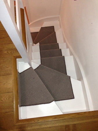 grey stair carpet runner 1