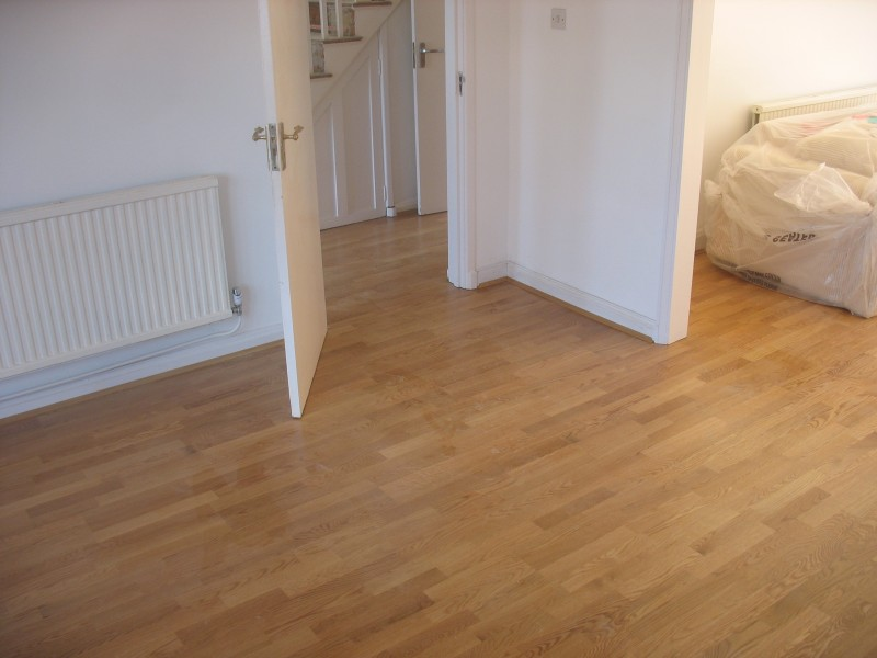 hall and landing Amtico floor