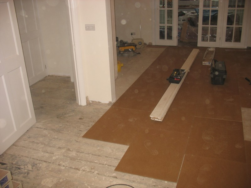 hall stairs and landing Amtico floor 08