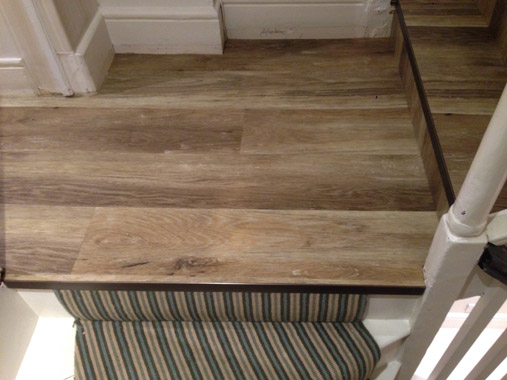 hall stairs and landings Amtico 02