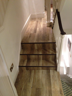 hall stairs and landings Amtico 03