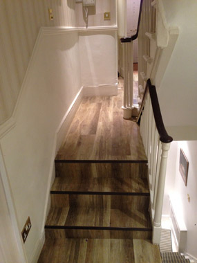 hall stairs and landings Amtico 04